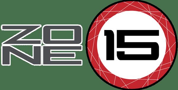 ZONE 15 Retina Logo