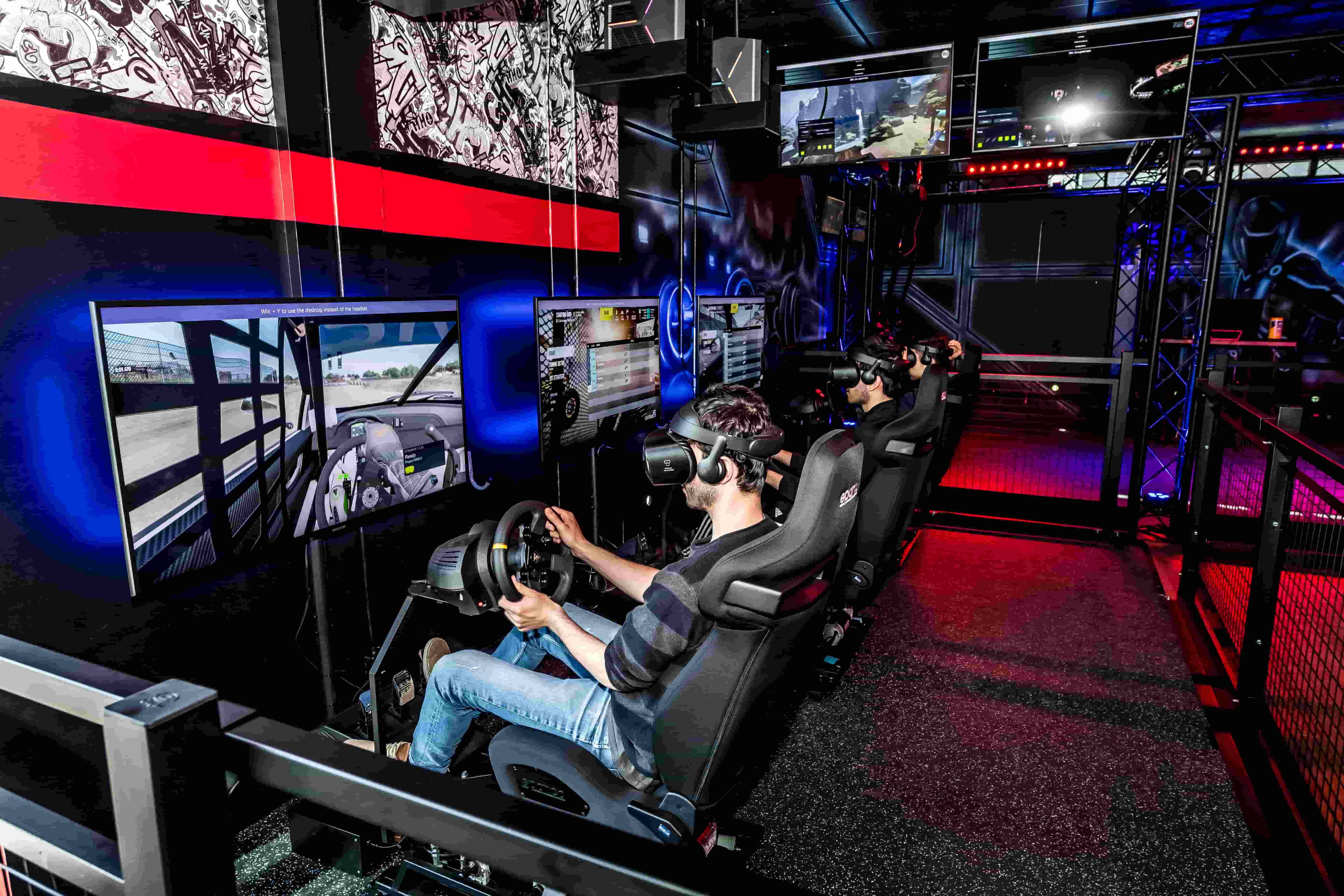 image Simulateurs de course